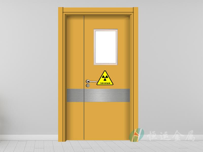 子母式防护门