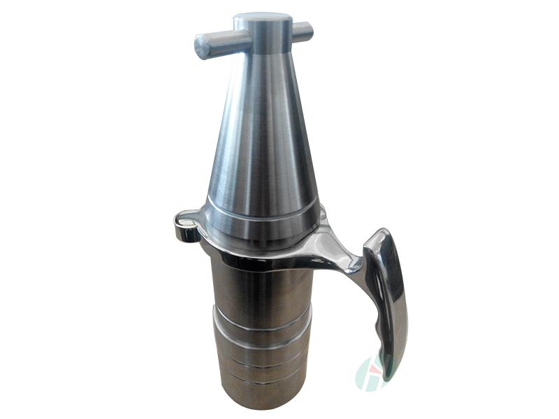 钨合金注射器防护三节罐