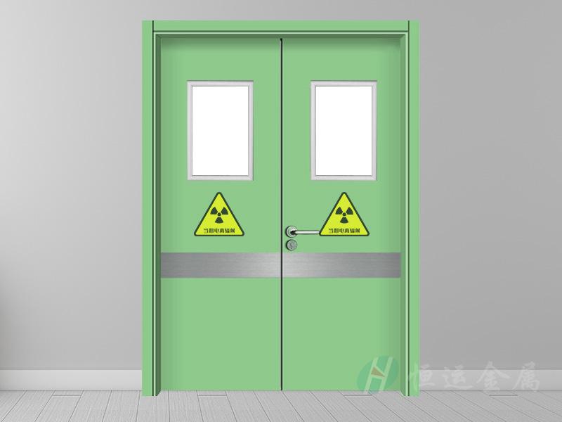 双扇式防护门