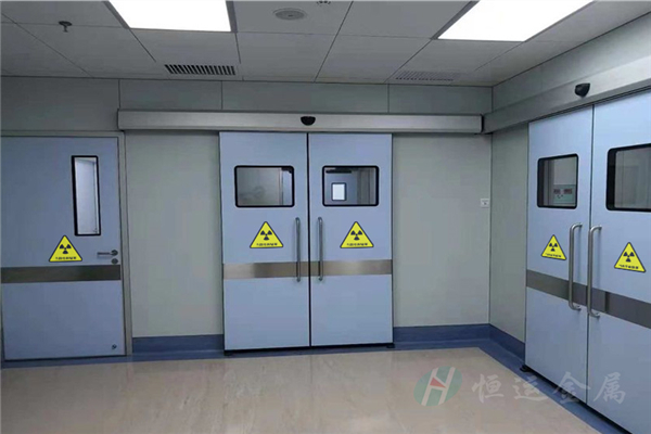 防辐射门铅门