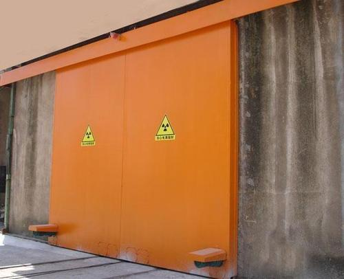 防辐射门,医院防辐射门
