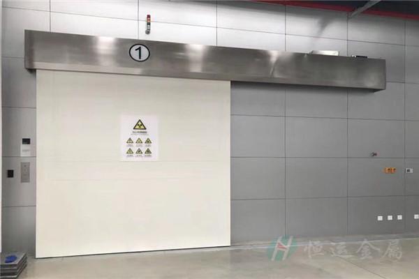 防辐射铅门,医用防辐射铅门