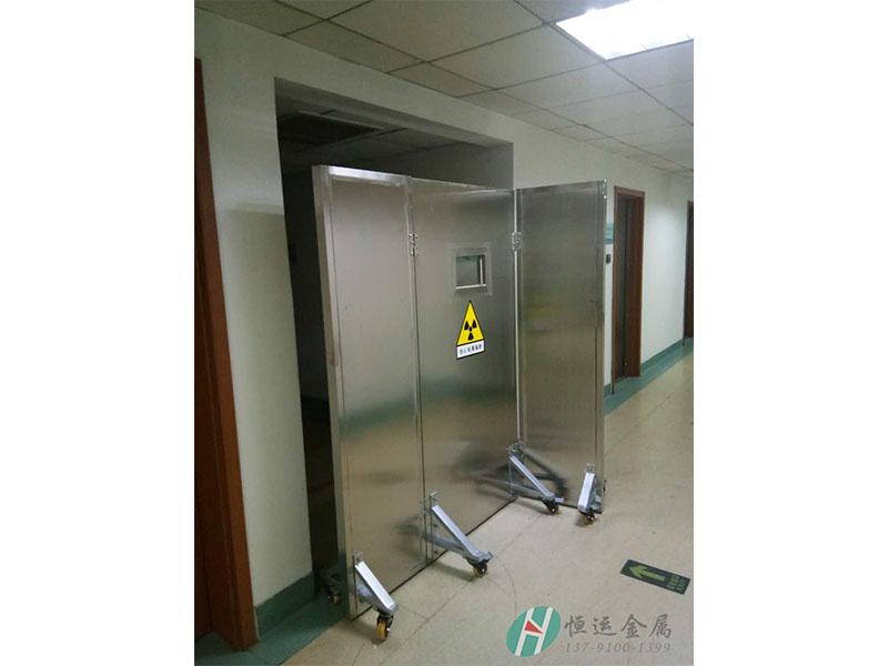 医用铅房安装案例_0000_铅屏风-医用铅房安装案例